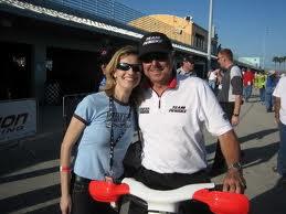 Teresa and Rick mears