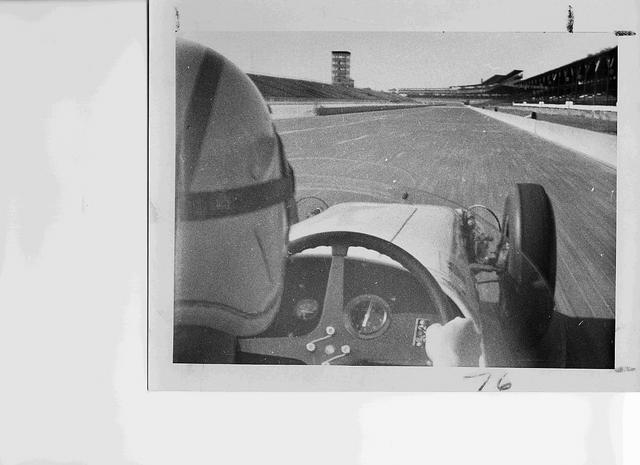 bryan-1958 into turn 1