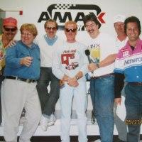 L to R:Dave Scoggan, me, Robin Miller, Scott Gauger, Jay Baker, Carey Pitman, Bob Eastman-Photo by Brian Alexander