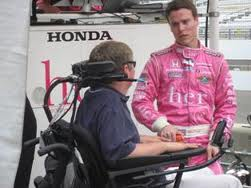 Sam Schmidt and Alex Lloyd