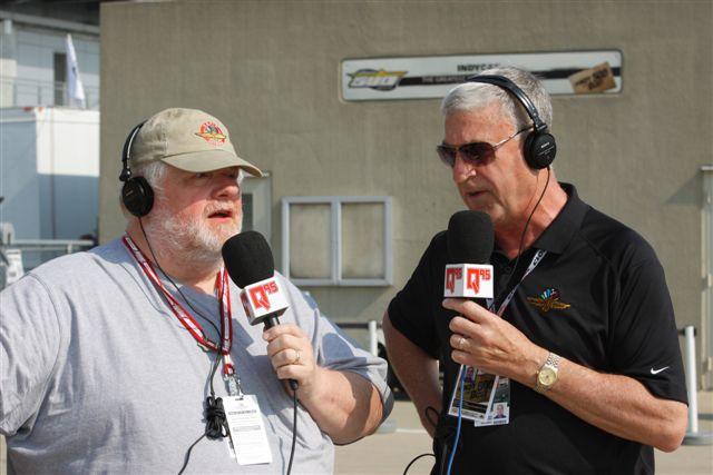 Dave and Bob on the Bob and Tom Show