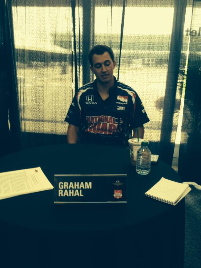 Graham Rahal
